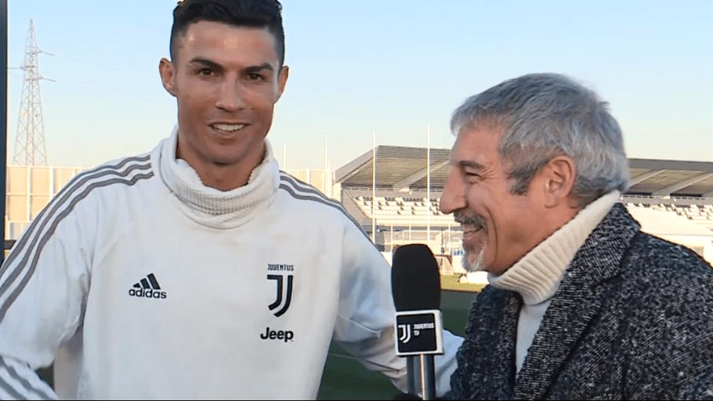 Juventus Tv - Ziliani e CR7