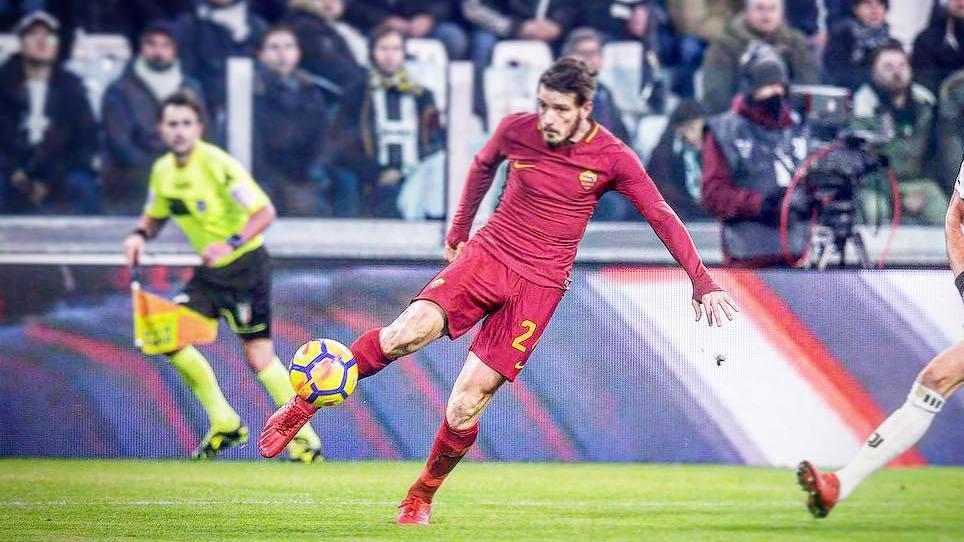 Florenzi vs Juventus