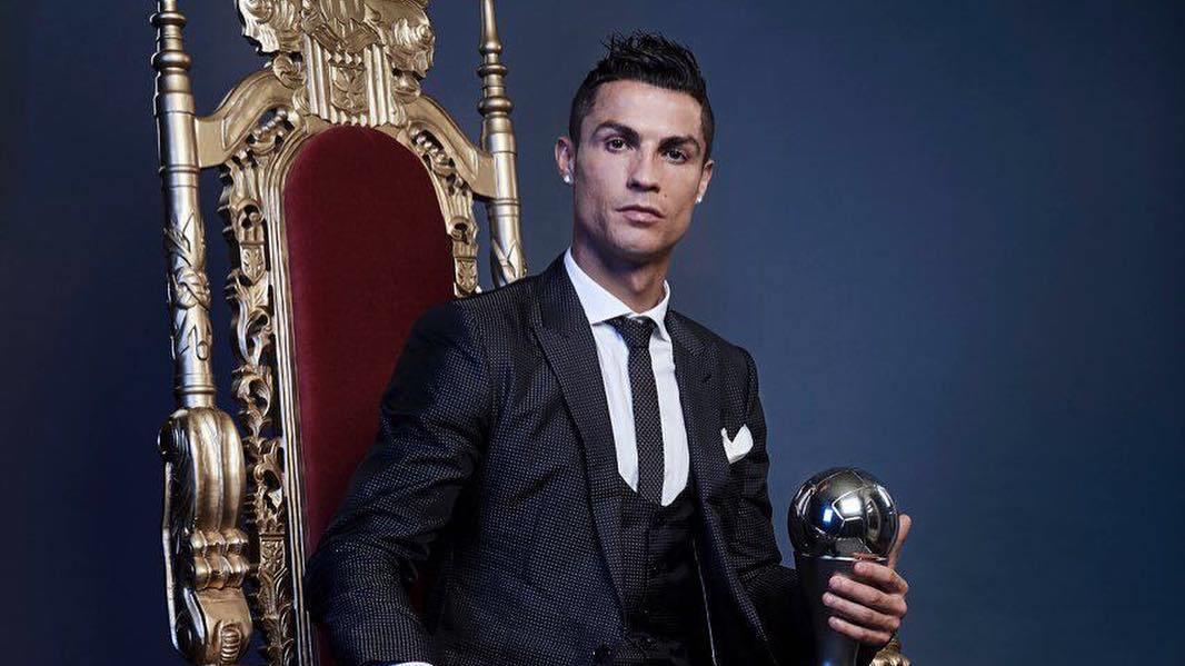 Cristiano Ronaldo premio