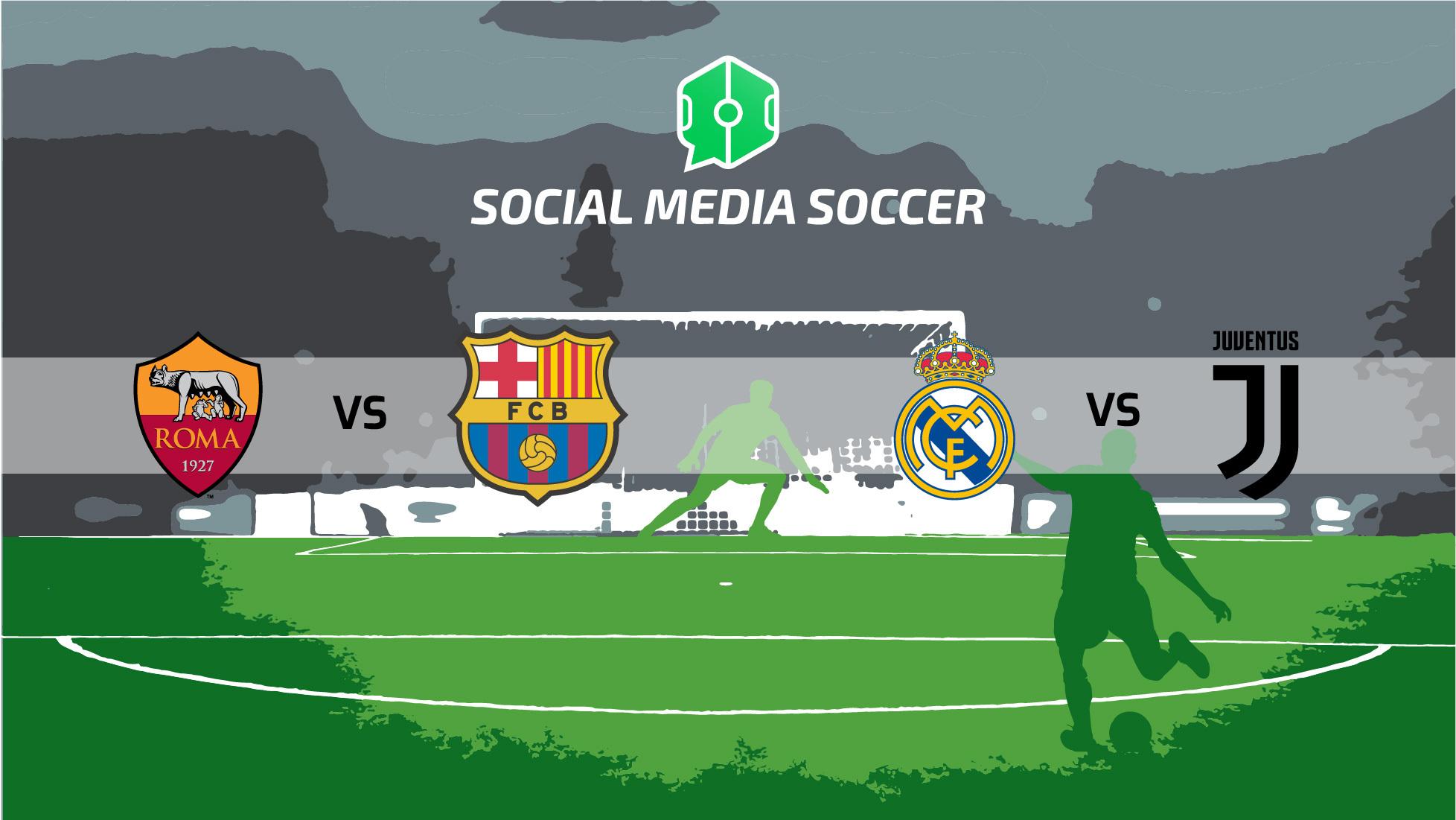 Social Quarti Champions League