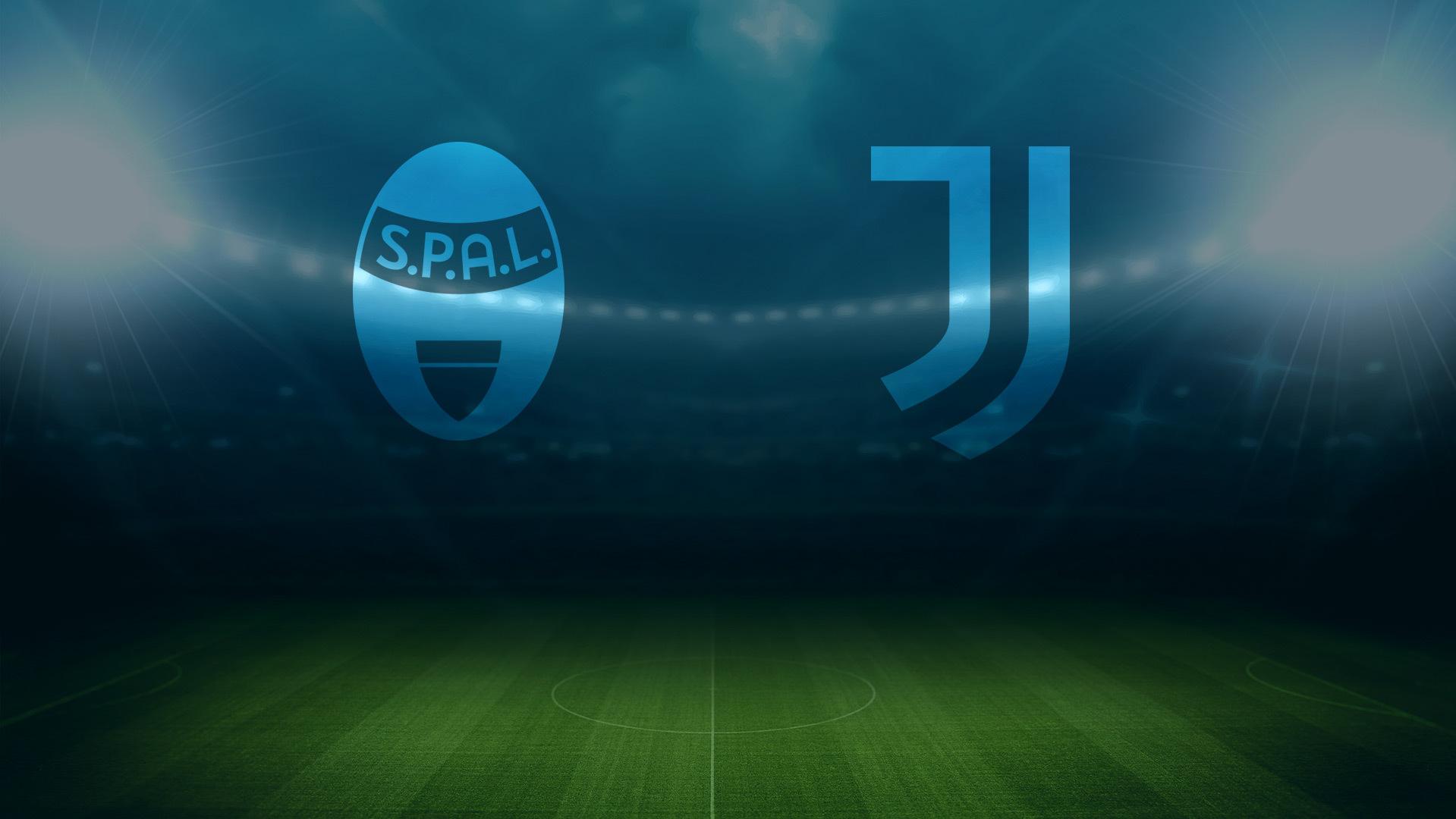 Spal-Juventus Social