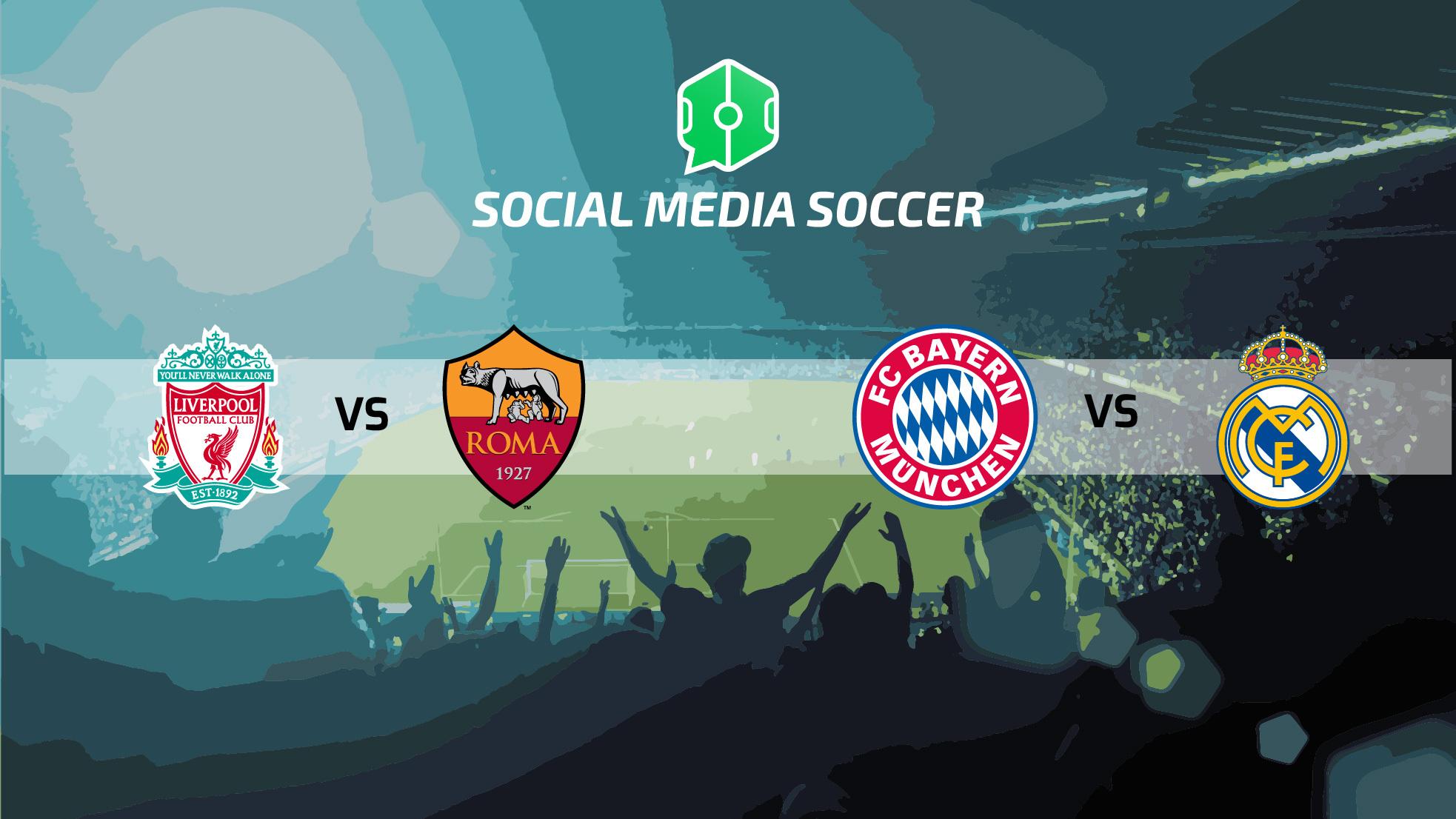 Social Semifinali Champions League