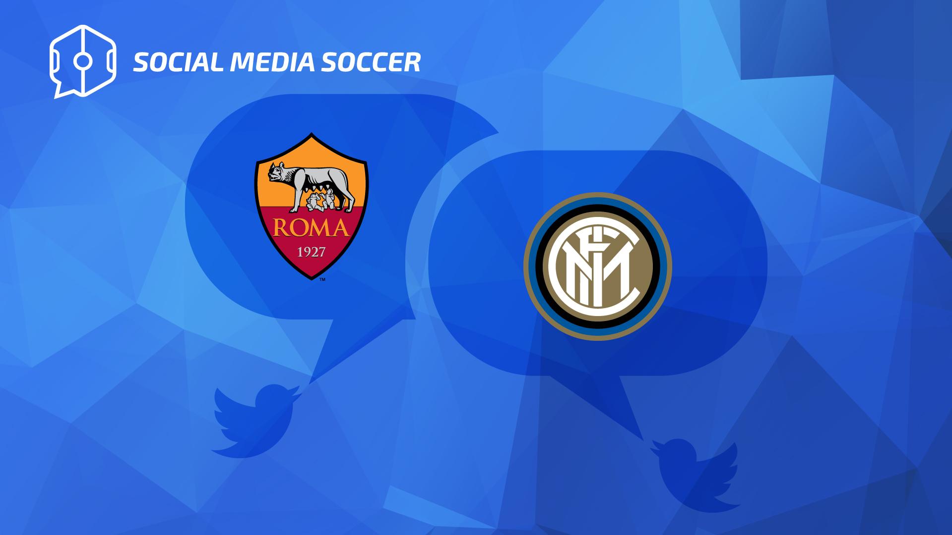Roma_Inter_litigio_Twitter