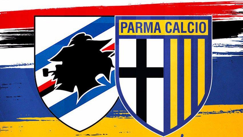 Amichevole Sampdoria-Parma
