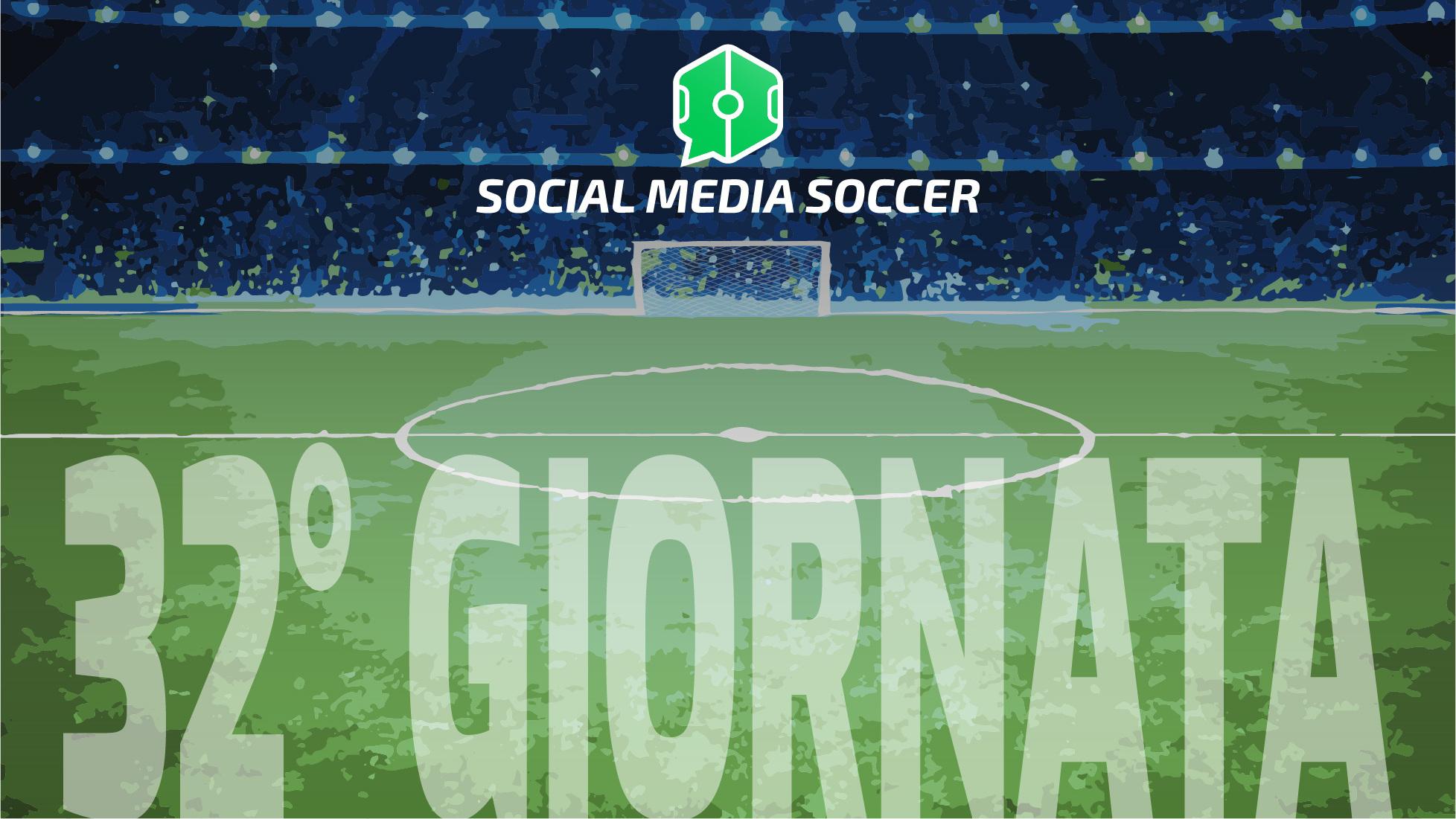 Social Media Soccer 32esima giornata