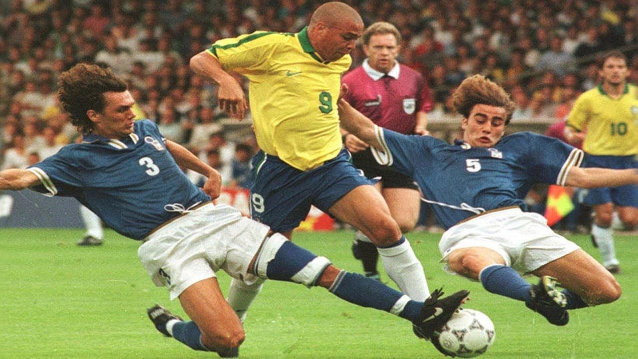 Maldini Cannavaro Ronaldo