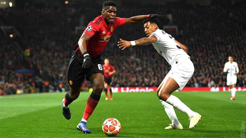 Manchester United - PSG Pogba