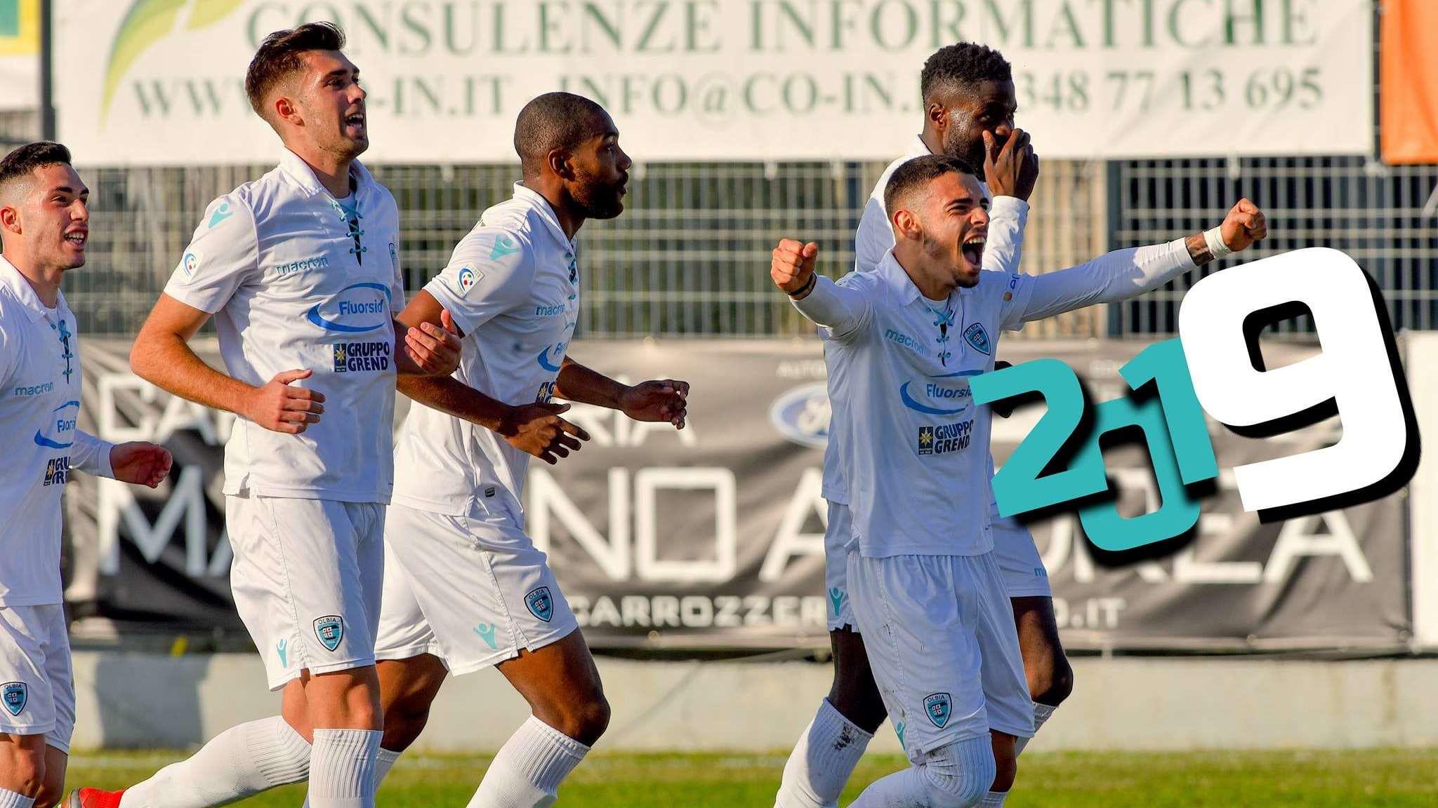 Serie C - Olbia