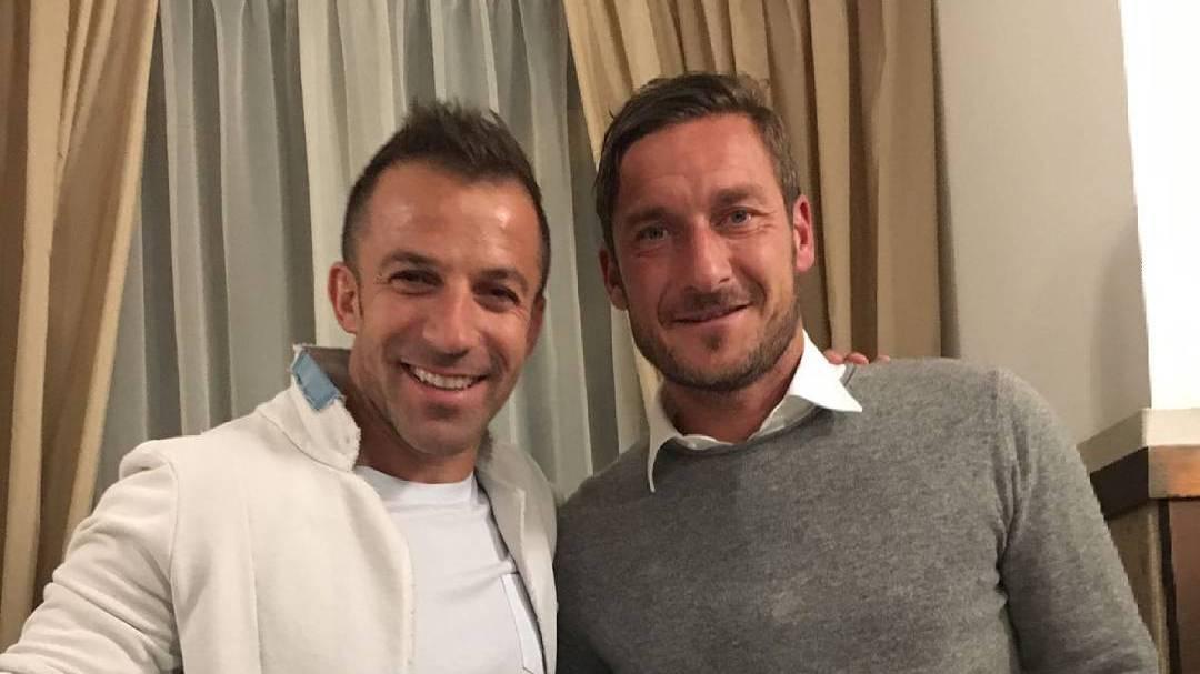 miglior prezzo grande sconto per comprare Totti sulle orme di Del Piero: gioielli per gli sponsor ...