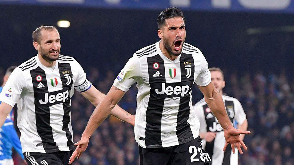 Emre Can - Napoli-Juventus