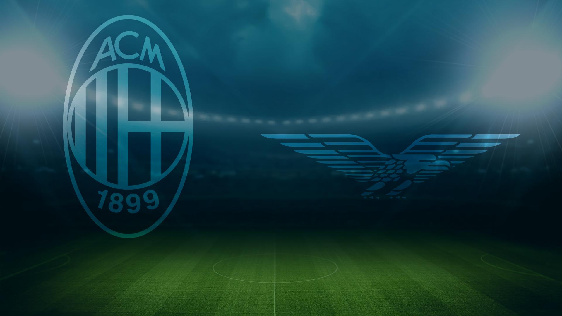 Milan-Lazio social