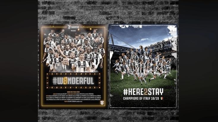 Scudetto Juventus 2018/2019
