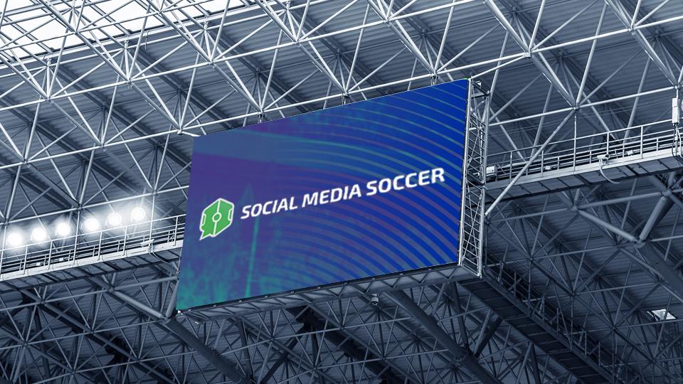 Tabellone Social Media Soccer