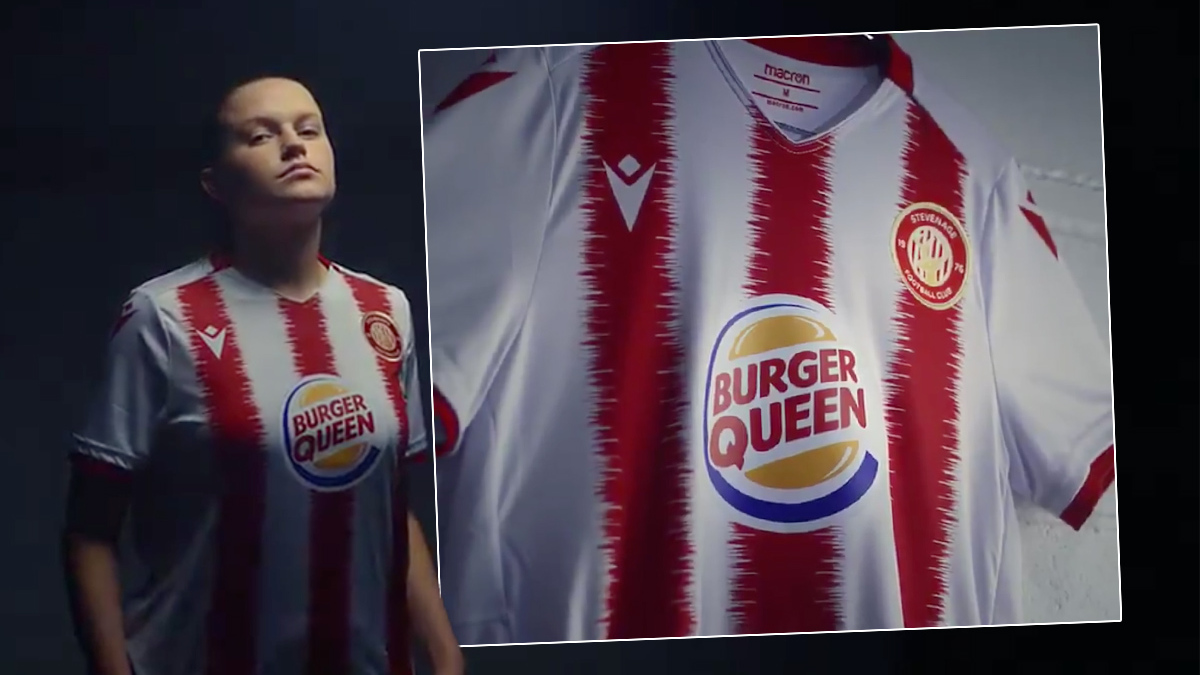 Burger King diventa Burger Queen