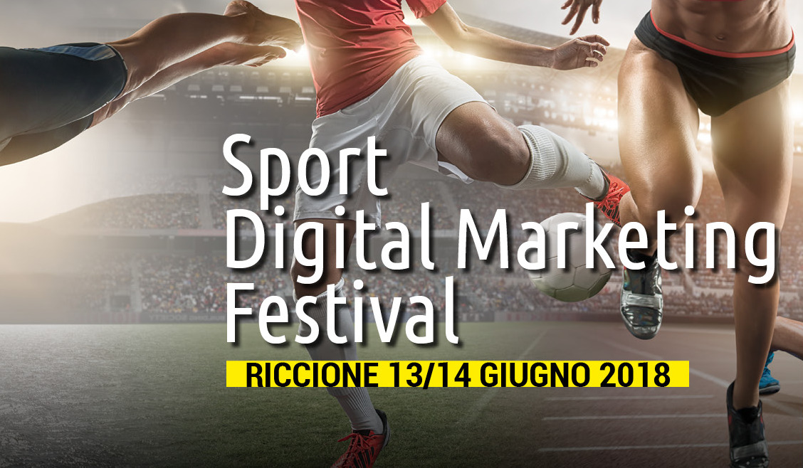 COMUNICATO STAMPA n.4 - SPORT DIGITAL MARKETING FESTIVAL