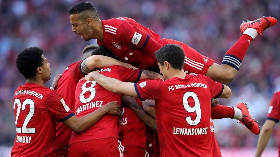 Bayern Monaco - Borussia Dortmund 2019