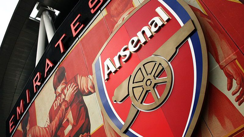 Arsenal Logo Emirates