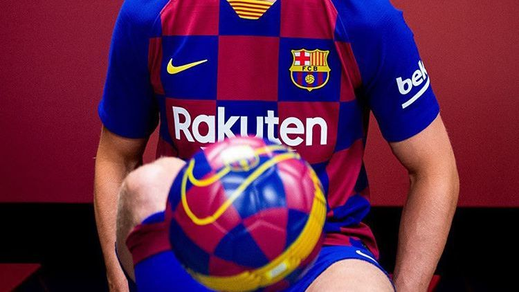 Sponsor Barcellona