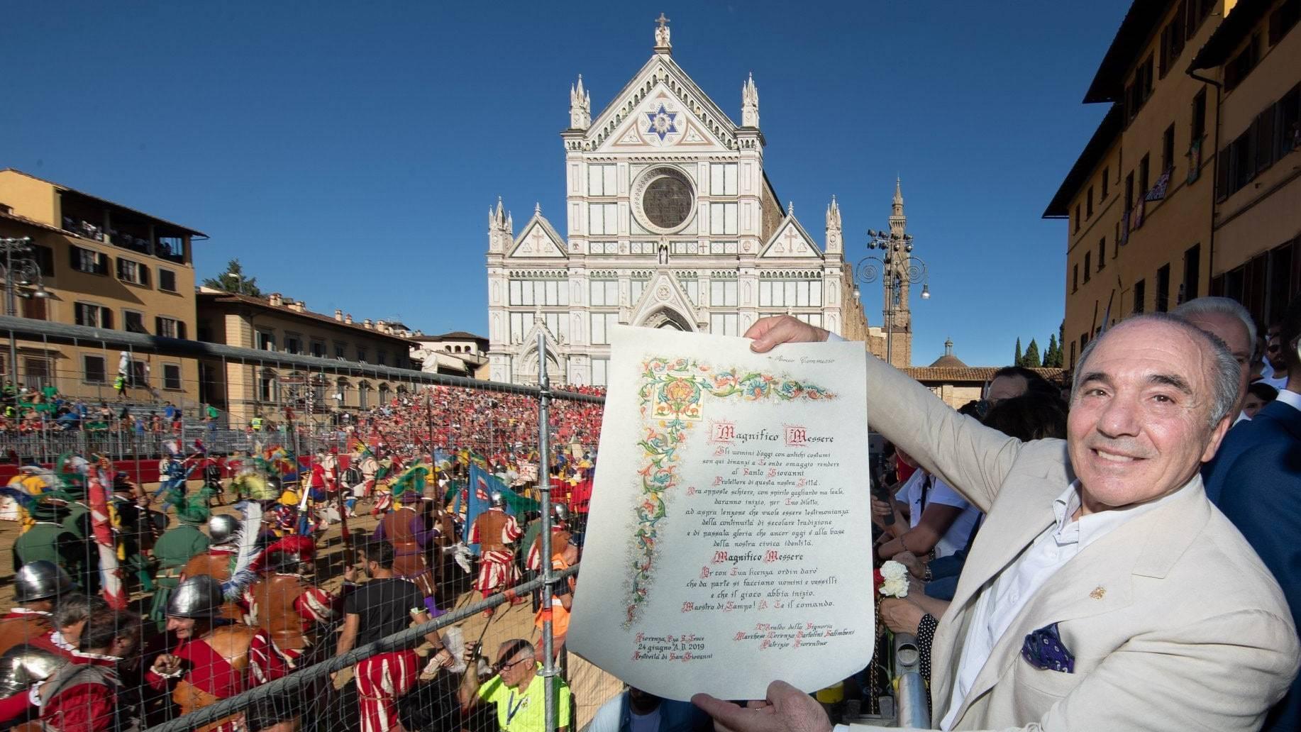 Commisso Firenze