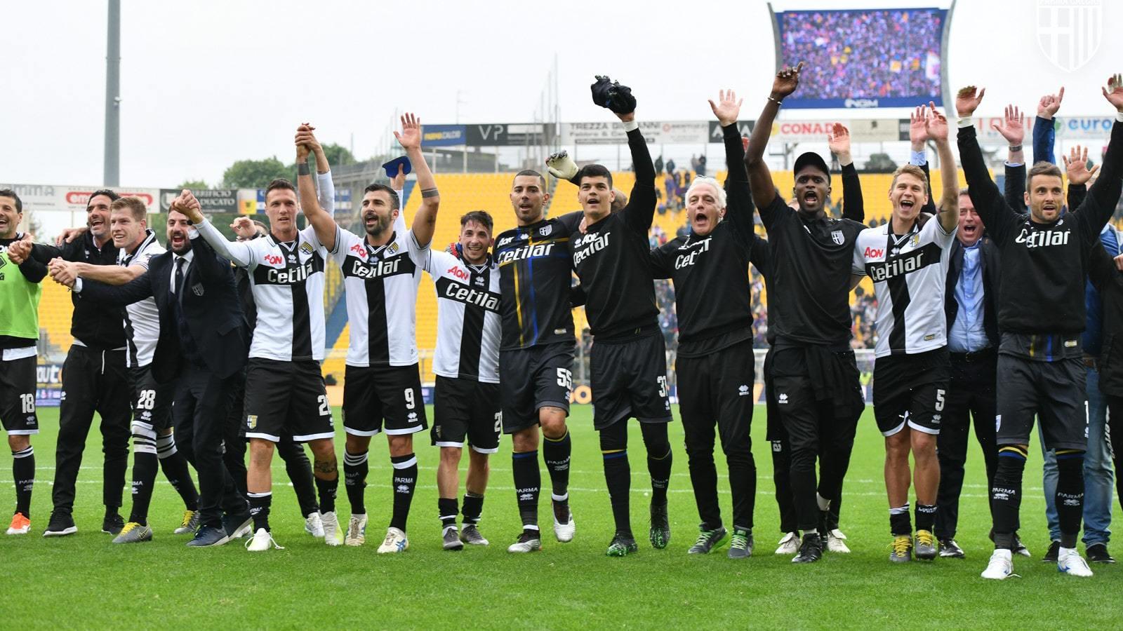 Parma Campione Twitter Challenge 2018-2019