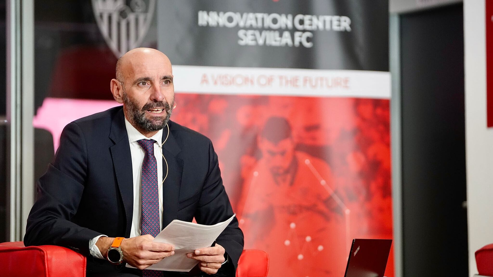 L'iniziativa del Sevilla e del Direttore Sportivo