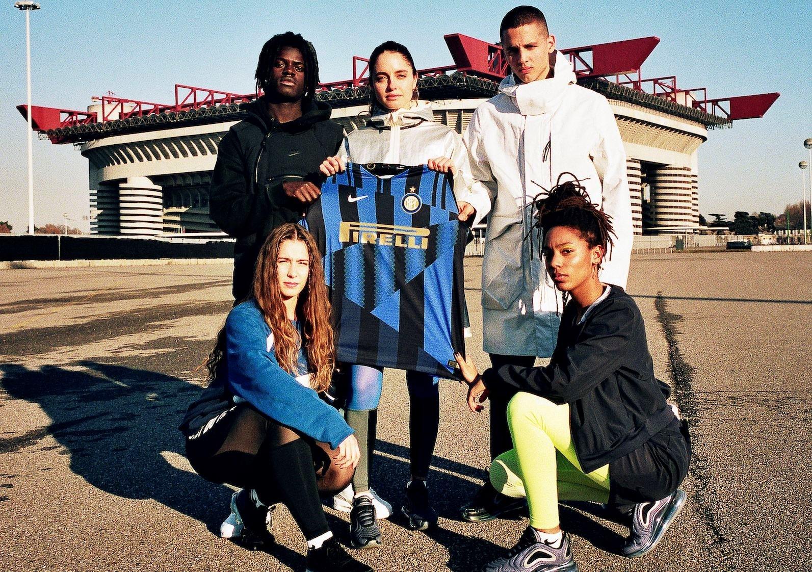 Presentazione Maglia Inter 20 anni Nike
