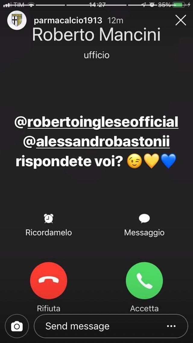 Instagram Stories Parma