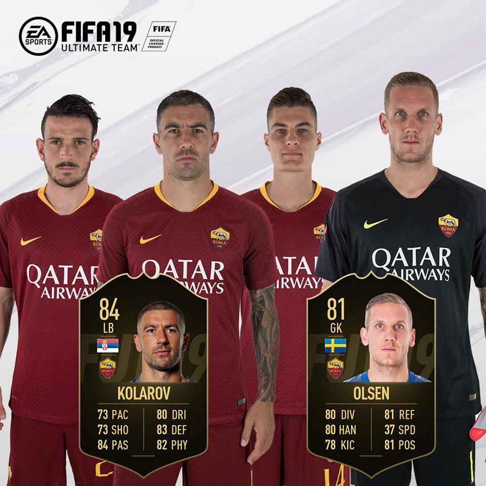 Roma Fifa 19