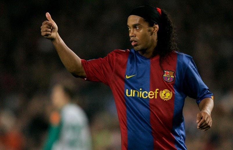 Ronaldinho Barcellona