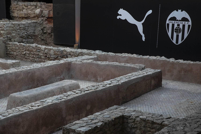 Valencia CF Museo di Almoina de València