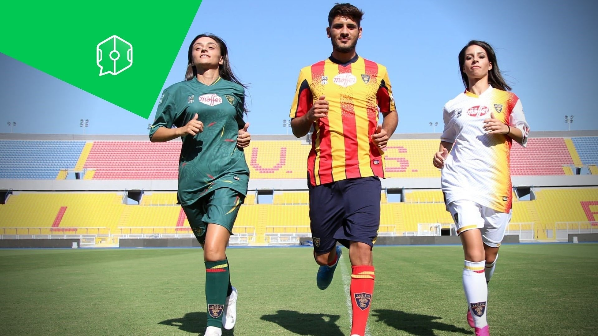 Maglie Lecce 2020-21