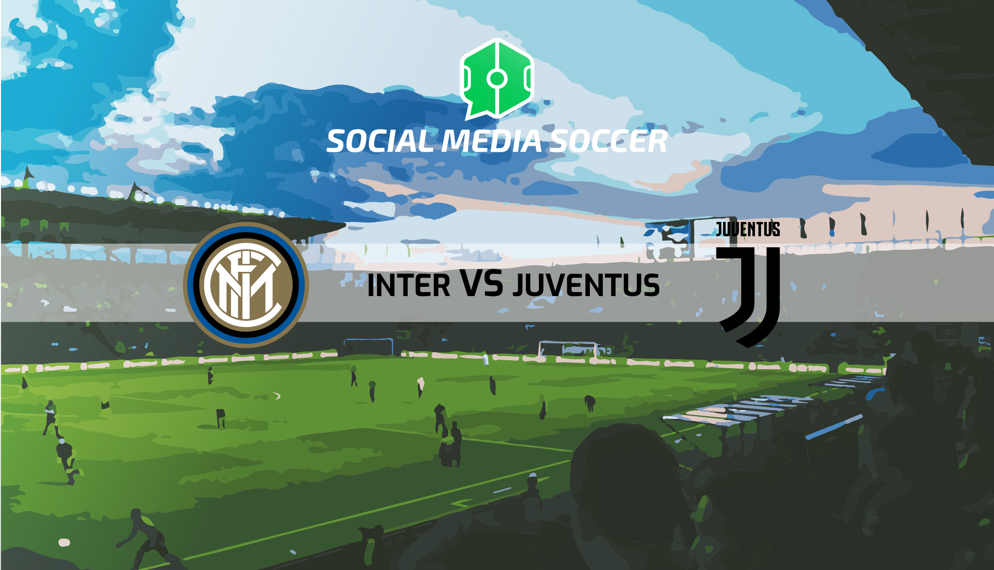 Inter-Juventus Social